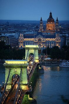 Budapest, Hungary...could be an amazing trip!
