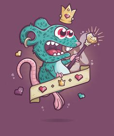 King of Hearts on Behance