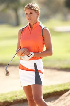 Golf Calendar with all the best female golfers poses LPGA and more done with all the best taste and intentions http://www.hole-in-won.com Hole in One Insurance company