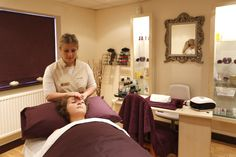 Ever tried a relaxing Decleor Aromaplastie Facial? Sixty minutes of sheer pleasure!