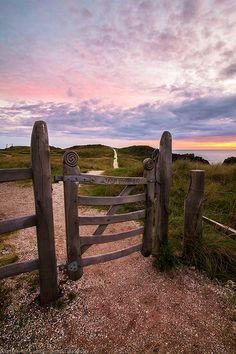 Beautiful Gate, Llanddwyn Island, Newborough Warren, Anglesey, Wales