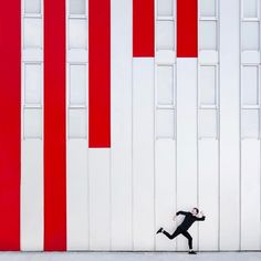 Architectural Self Portraits by Daniel Rueda and Anna Devís | Trendland