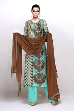 Nimsay Verve Ready To Wear Dresses 2014 For Summer
