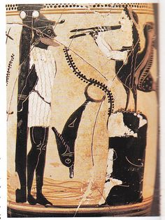 Odysseus and a  Siren. Το ταξίδι του Οδυσσέα