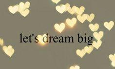 No dreams, no hope.