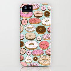 Donut Wonderland iPhone & iPod Case by Kristin Nohe - $35.00