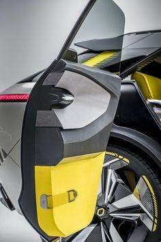 Renault Morphoz Unveiled As The Shape-Shifting Electric Cros.-Renault Morphoz Unveiled As The Shape-Shifting Electric Crossover Of The Future Car Interior Design, Automotive Design, Future Concept Cars, Car Essentials, Design Strategy, Transportation Design, Car Detailing, Modified Cars
