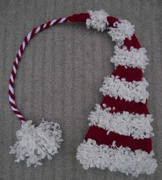 Baby newborn to 3 months Christmas Santa elf ONE hat by May22, $27.99