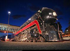 RailPictures.Net Photo: NW 611 Norfolk & Western Steam 4-8-4 at Roanoke, Virginia by Andrew Blaszczyk (2)