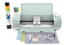 Meet Cricut Explore Air Cut and write up to 2 times faster than previous Cricut Explore models with this DIY speed machine. Cricut Explore Air 2 cuts over 100 materials – everything from cardstock, vinyl, and iron-on to thicker materials like leathe