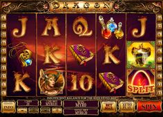 Visit 'Dragon Kingdom' and see what it offers! #onlinecasino #slotgame