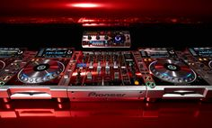 Pioneer C-DJ 2000 nexus full setup. This is the equipment I'm striving for and is something I'm mastering as well. This is another part of mastery.
