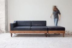 Patrick and Regitze Kerti's Chaise Longue is Upholstered with Recycled Bicycle…