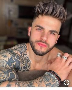 Gorgeous 20+ Lovely Haircuts Ideas For Men That Looks Elegant