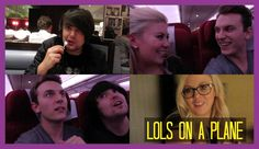 Lols On A Plane   Sprinkle of Chatter   Playlist Sprinkle Of Glitter, British Youtubers, Plane, Sprinkles, Videos, Music, Musica, Musik, Aircraft