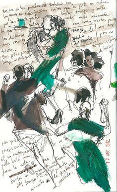 Tango en Paris by inmaserranito, via Flickr