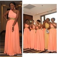 """Love this color #peach.Follow @ChiefWedsLolo.com - Nigerian Wedding Planning Blog (Traditional and Church/Mosque).com - Nigerian Wedding Planning Blog (Traditional and Church/Mosque) for more Peach Nigerian weddings! Instagram"