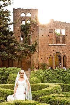 Atlanta Wedding At Barnsley Gardens From VUE Photography