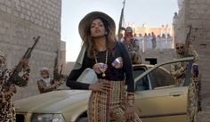 M.I.A, Bad Girls  by ROMAIN-GAVRAS PLUS   Director : Romain Gavras  Director of Photography : André Chemetoff  Producer : Mourad Belkeddar  Production company : ICONOCLAST.TV