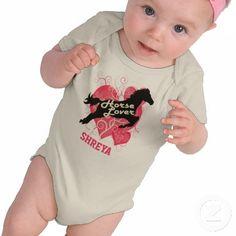 Horse Lover Personalized Shreya Customized Shirt