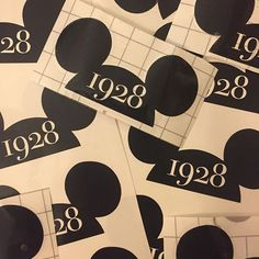 """Happy February Everyone! To start this fun time off, I'd like to announce that every order placed in FEB will get a FREE """"1928"""" Mouseketeer Decal!! Everyone like free stuff right?? #AImonthoflove #anchorimagination • • • • #etsy#etsyshop#disneyshop#etsymesomedisney#handmade#disneysticker#stickershop#handmadeisbetter#disneycraft#disneyhandmade#makersgonnamake#communityovercompetition#communityfirst#freestuff#free#decal#vinyldecal#cricut#mickeymouse#disneyinspired#dlr#wdw#disneystuff"""