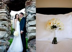 This is from another terrific wedding from Artisan Events in Palm Springs. Photos by our own @Chris Arnold.