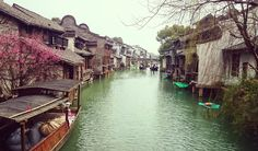 Peace is not the absence of conflict, but the ability to cope with it.This photo was taken in the peaceful river village of Wuzhen in China.Instagram, Twitter and Wechat - @higwanzwww.higwanz.com