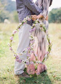 photographer: jose villa // venue: riverside farm // florist: foret bespoke floral & sierra knot // apparel: flock // designer: moon canyon design