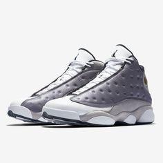 "more photos 855d6 b40cf KicksOnFire on Instagram  ""A new ""Atmosphere Grey"" Air Jordan 13 is  dropping later this month. Are you a fan of this colorway   kicksonfire"""