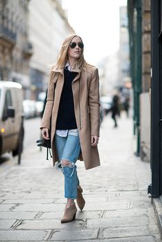 Parisian Layers
