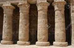 egyptian pillar reference