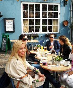 Copenhagen hangout.