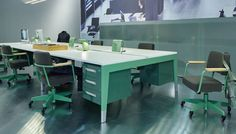 Vitra revives Prouve for G-star RAW