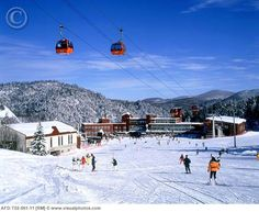 Sapporo International Ski Resort, Japan
