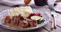 Aprende a preparar esta receta de Albóndigas Suecas, por Nina Olsson en elgourmet