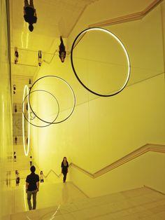Olafur Eliasson - Gravity stairs, Samsung Museum of Art, Seoul