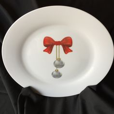 Baubles and Bows - Mumzies fine dine range using sublimation.