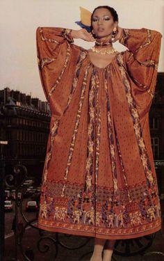 1978 ethnic dress