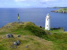 Bere Island, West Cork: Ardnakinna Lighthouse .... Inselwandern Wanderlust August 2014 Wanderlust, West Cork, Cork Ireland, Ireland Vacation, Emerald Isle, Green Landscape, Lighthouses, Island, Mountains