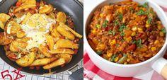 5x de lekkerste eenpansgerechten - Lekker en Simpel Ovens, Chana Masala, Week 5, Ethnic Recipes, Food, Stoves, Essen, Meals, Yemek