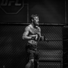 Conor McGregor in training for Jose Aldo fight and The Belt : if you love #MMA, you'll love the #UFC & #MixedMartialArts inspired fashion at CageCult: http://cagecult.com/mma