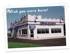 Gotta love White Castle!  Used to love visiting my sister in St. Louis because I could get a White Castle burger!  Also remember taking White Castles back on the airplane to the Republic of Panama for a soldier friend...