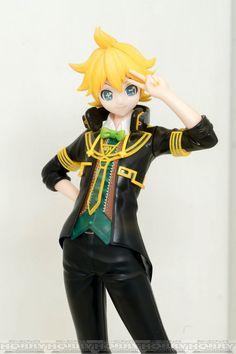 Hatsune Miku -Project DIVA- Arcade Future Tone - Kagamine Rin & Kagamine Len - Transmitter Vers - SPM Figure - Sega (Apr 2016) - Low Price Figuren - Japanshrine