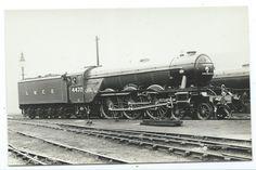 Flying Scotsman, Steam Locomotive, Edinburgh, British, London, Amp, London England