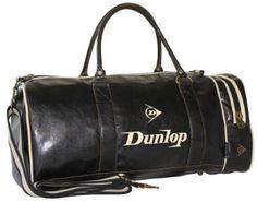 Dunlop Unisex-Adult Weekender Top-Handle Bags 20177 Black (Black Beige) 09d2d66efd439