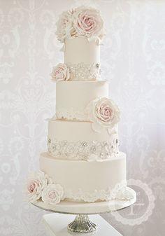 Gallery   Wedding Cakes West Midlands – Cotton & Crumbs