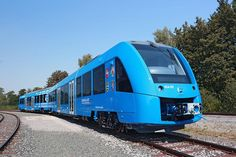Alstom claims the performance of the Coradia iLint will match the performance of existing regional trains, which run off heavily polluting diesel. As well as producing zero emissions, the next-generation trains use a recycled fuel source that is collected as a waste product of the chemical industry.