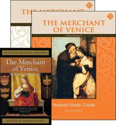 The Merchant of Venice Set (13-14-15-16-17Y) [Comprehension] [Vocabulary] [Spelling] [Composition] [Grammar] [Drama]