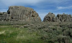 I want to go to the City of Rocks National Reserve near Malta, Idaho and do some hiking.  This is doable so why haven't I?