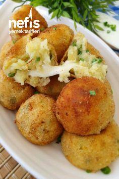 Snack Recipes, Snacks, Mini Cheesecakes, Relleno, Baked Potato, Food And Drink, Vegan, Baking, Ethnic Recipes